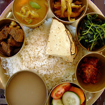 Nepalese Food